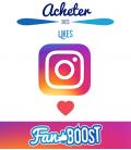Acheter des likes pour vos publications Instagram