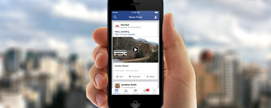 Une interaction renforcée avec les vues pour une vidéo Facebook